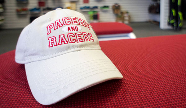 Pacers and Racers hat